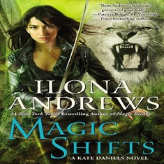 NEW Ilona Andrews, Book 8. Magic Shifts Audiobook 'Kate Daniels Series'
