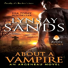 NEW Lynsay Sands, Book 22. About A Vampire Audiobook 'Argeneau Vampires Series'