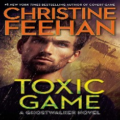 NEW Christine Feehan, Book 15. Toxic Game Audiobook 'GhostWalkers Series'