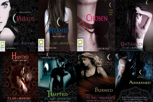 I>House of Night</i> discussion thread | Hogwarts Express ...