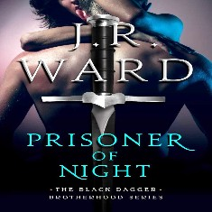 NEW J.R. Ward, Prisoner Of Night, Novella Audiobook 'Black Dagger Brotherhood Series'