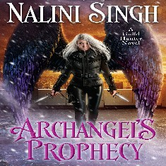 NEW Nalini Singh, Book 11. Archangel's Prophecy Audiobook 'Guild Hunter Series'