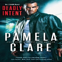 NEW Pamela Clare, Book 8. Deadly Intent Audiobook 'I-Team Series'